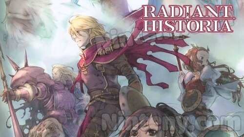 Radiant Historia NDS