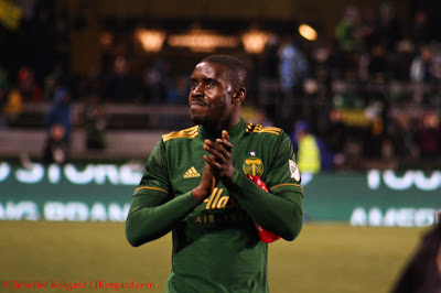 Currently the hottest scorer on the Timbers right now