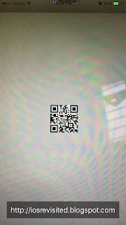 Scan BarCode & QRCode With iPhone Camera Using Swift 4(AVFoundation) - iOS 11