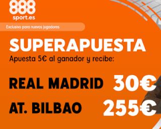 888sport superapuesta liga Real Madrid vs Athletic 21 abril 2019