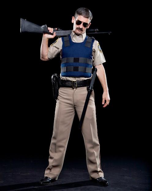 Reno 911 Deputy Travis Junior