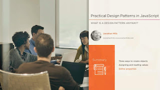 best Pluralsight course for JavaScript design patterns
