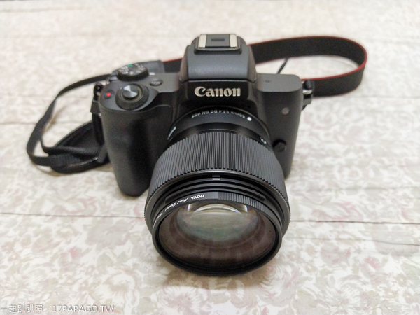 Sigma 56mm F1.4 DC DN  C for Canon EF-M Mount 鏡頭開箱