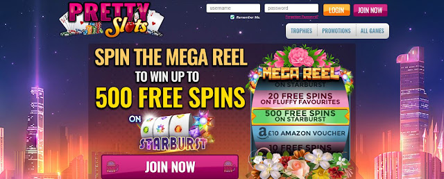 Introduce Brand New Online Pretty Slots Sites