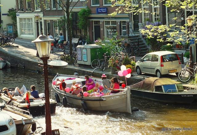 saker att göra i Amsterdam