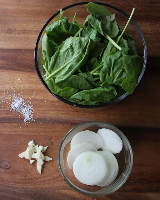 See how we're taking care of our health at Sam's Club, and see our Wilted Spinach with Onions recipe.