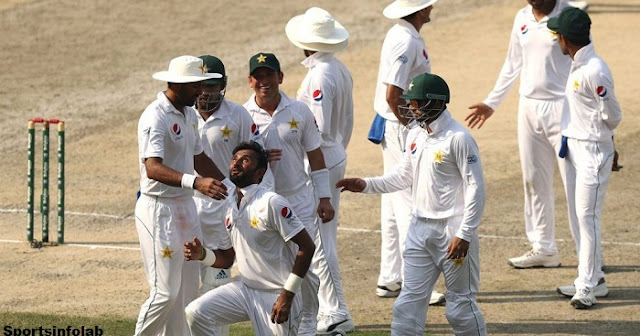Bilal Asif becomes 11th Pakistani to get bristles on debut