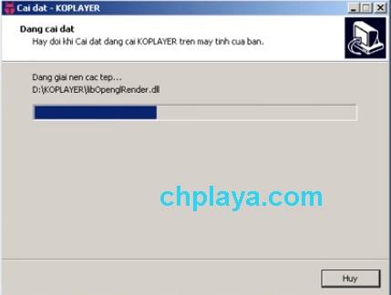 Hướng dẫn cài đặt giả lập KOPlayer trên máy tính 5
