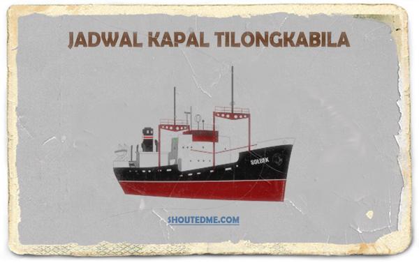 Jadwal keberangkatan kapal tilongkabila 2019