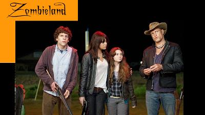 Zombieland 2009 movie
