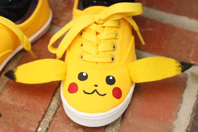 pika shoes
