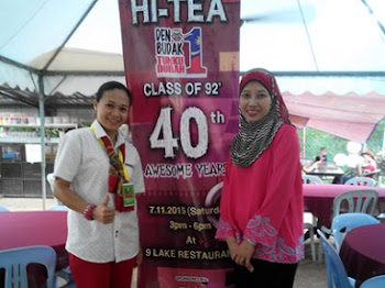 Hi -Tea Class of 1992 at 9 Lakes Restaurant