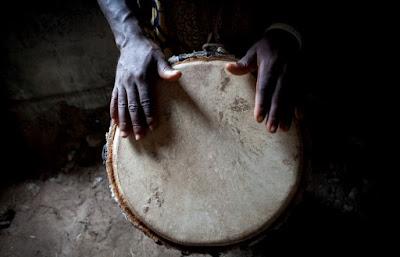 Liberia drums