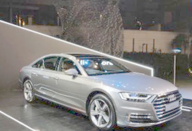 Audi launch A8L in india in 1.56crore prize range.