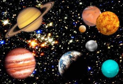 اسماء النجوم والكواكب والفلك والمجرات بالانجليزى