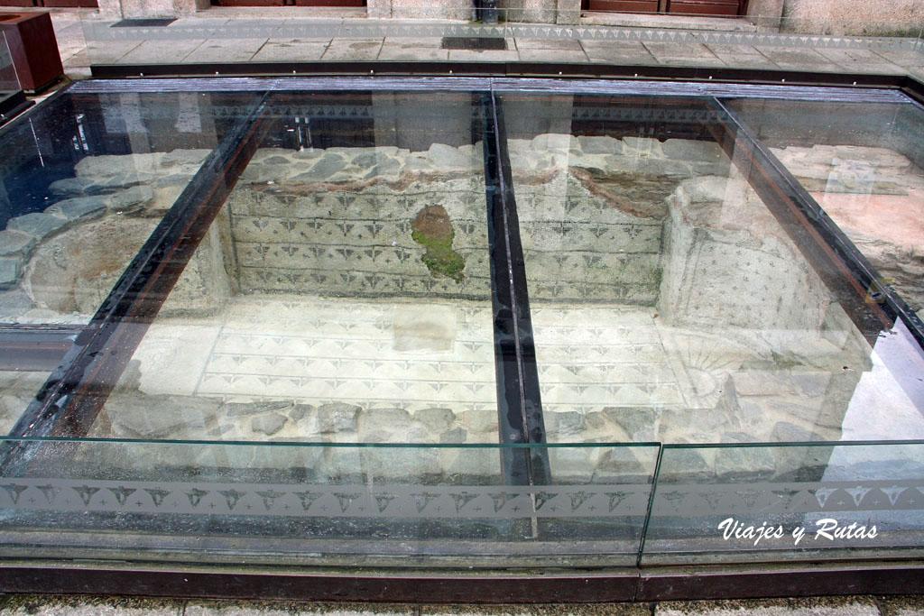 Piscina romana de Lugo