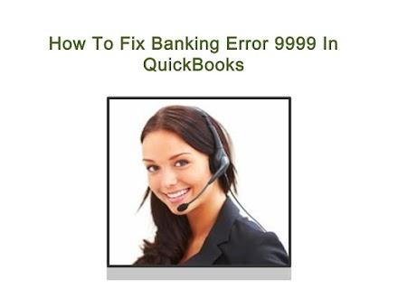 Quick Books error code 9999 - Best way to fix it