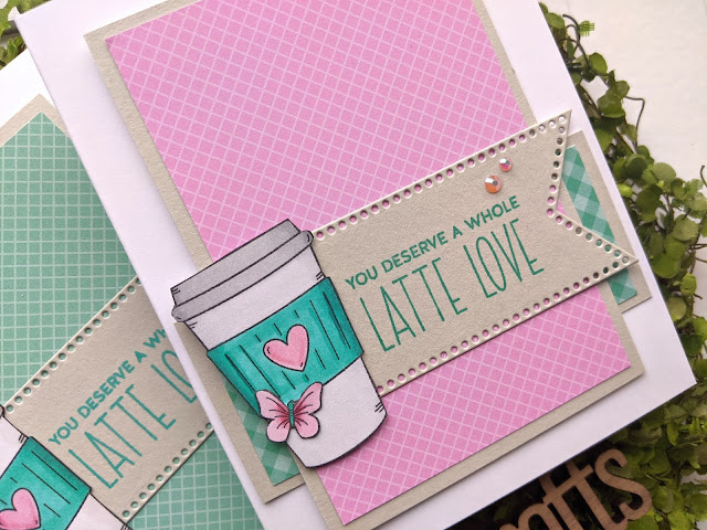 Cards from One Sheet Wonder Template #11 by Jess Crafts