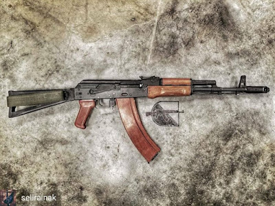 Sellrain-ak-AK74-Bulgarian-Barrel