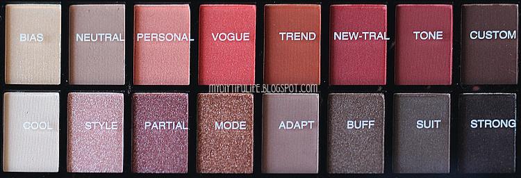 Makeup Revolution Newtrals VS Neutrals palette