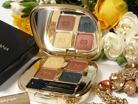 Dolce & Gabbana Eye Shadow Quad Stromboli