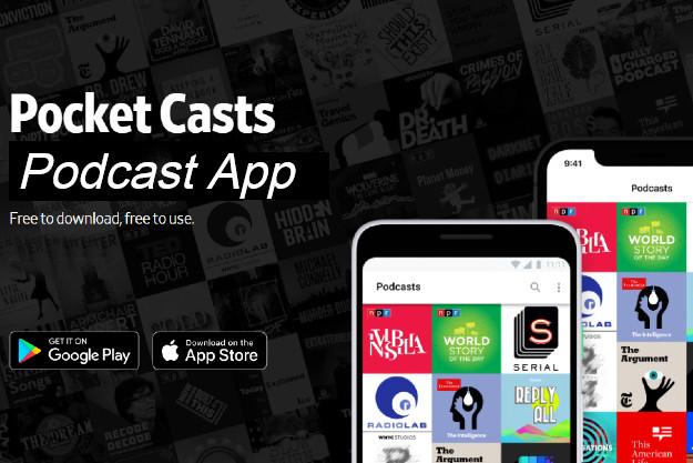 pocket casts δωρεάν εφαρμογή για podcast