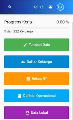 Panduan Umum Pengisian Aplikasi Pendataan Keluarga BKKBN pk21.bkkbn.go.id