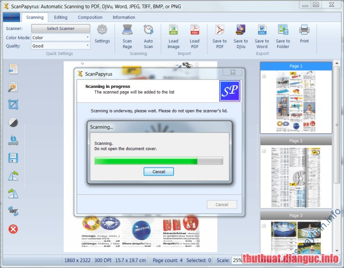 Download ScanPapyrus 19.00 Full Crack
