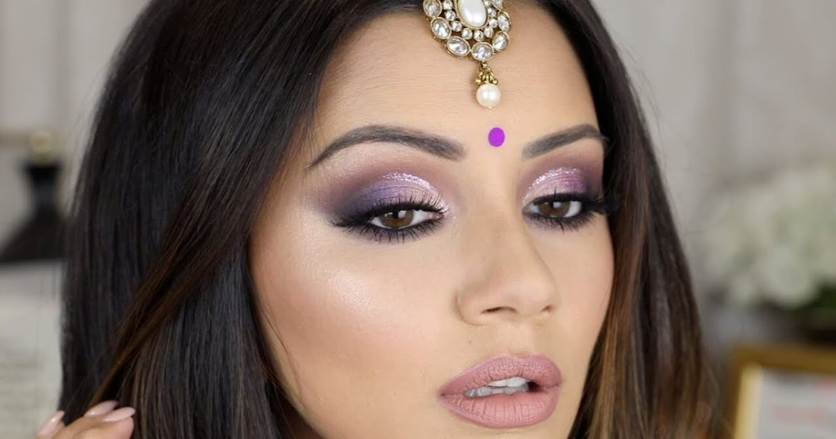 How To Do Diwali Makeup Step By