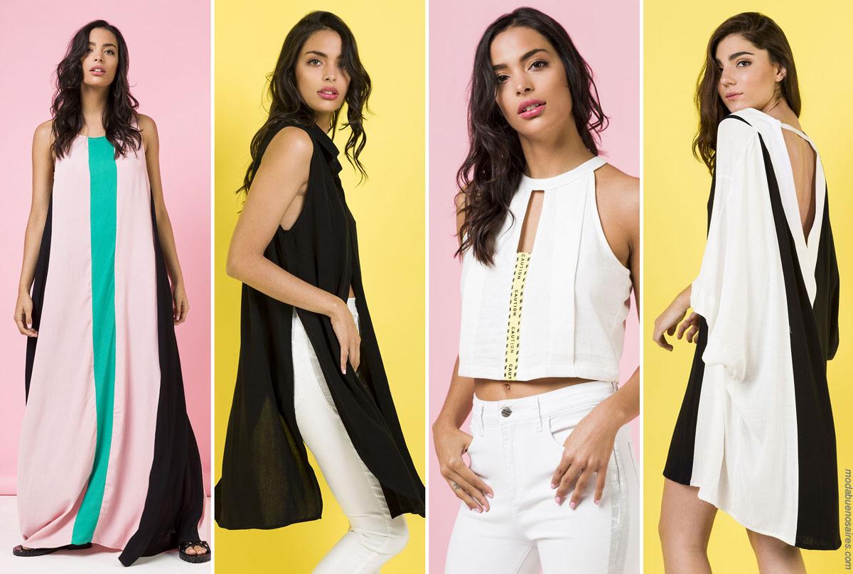 1522f62ac638f Moda 2019 - Looks de moda 2019 ropa de mujer │ Moda primavera verano 2019.