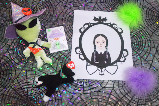 Halloween Scavenger Hunt Giveaway | Viva La DIY