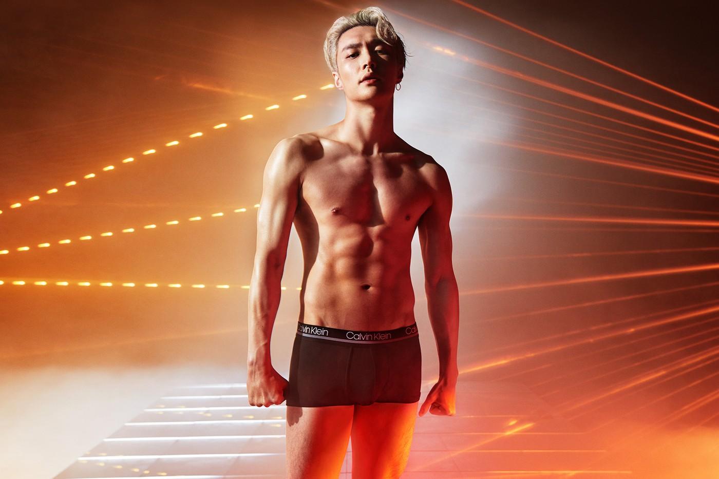 Calvin Klein Jeans & Calvin Klein Underwear Spring 2020 Ad Campaign