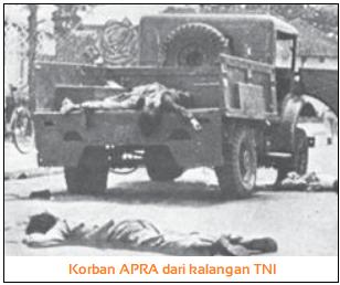 Pemberontakan APRA (Angkatan Perang Ratu Adil)