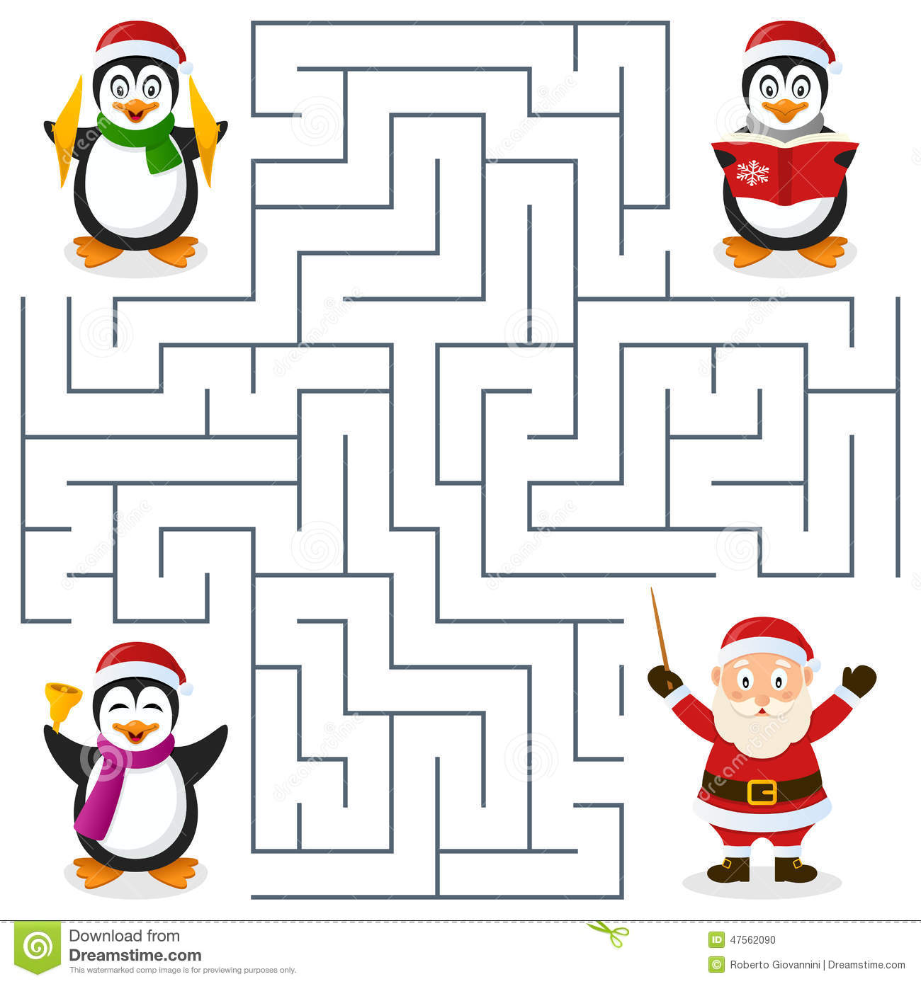 A Excellent Christmas Games Bingo And Mazes