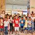 Projeto social incentiva leitura por meio de doações de livros