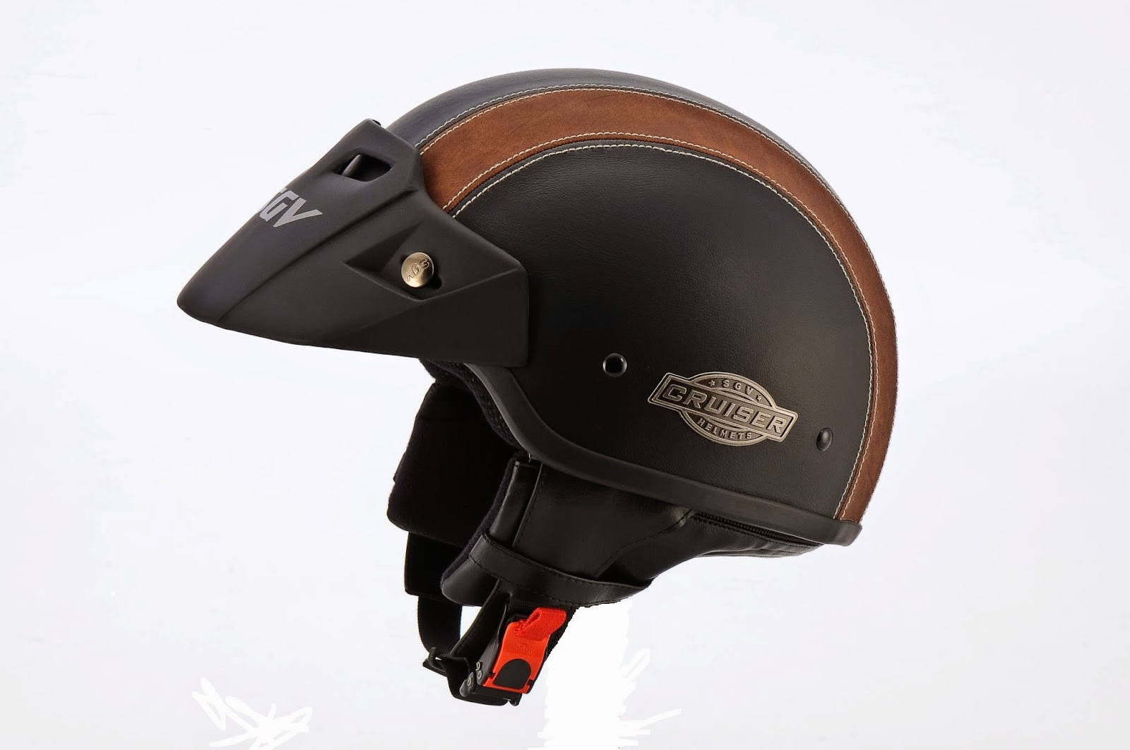 Cerita Helmet Agv Dan Sgv Apakah Bezanya