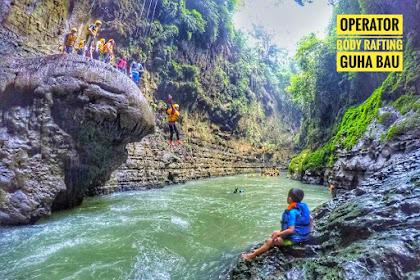 Harga Tour Green Canyon Pangandaran Via Kereta Api Station Banjar