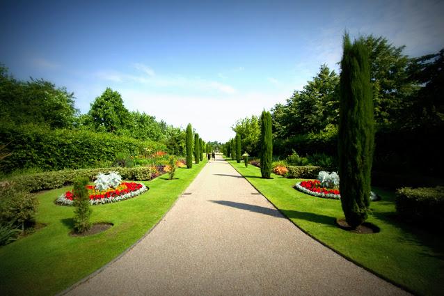 Regent's park-Londra