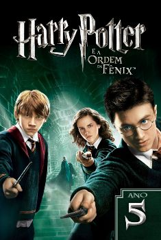 Harry Potter e a Ordem da Fênix Torrent – BluRay 4K Dual Áudio