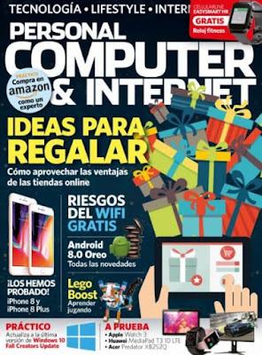 Revista Personal Computer & Internet España Diciembre 2017