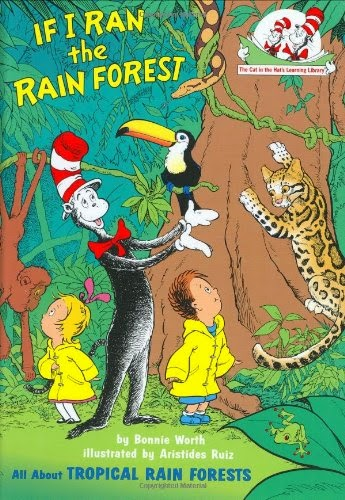 If I Ran the Rainforest, part of book review list of jungle and rainforest books