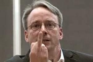 Linus Torvalds Genap Berusia 44 Tahun