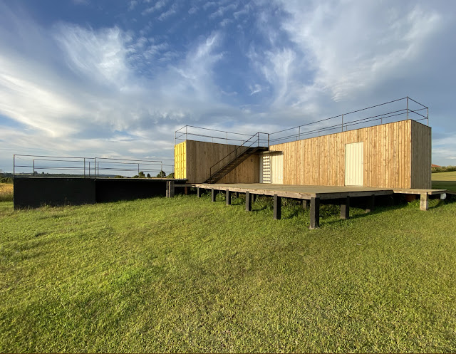 Purunã Observatory - Shipping Container Educational Astronomy Science Building 1