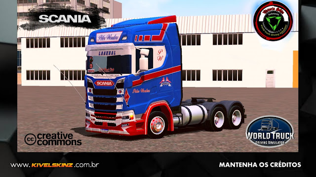 SCANIA S730 - PETER WOUTERS