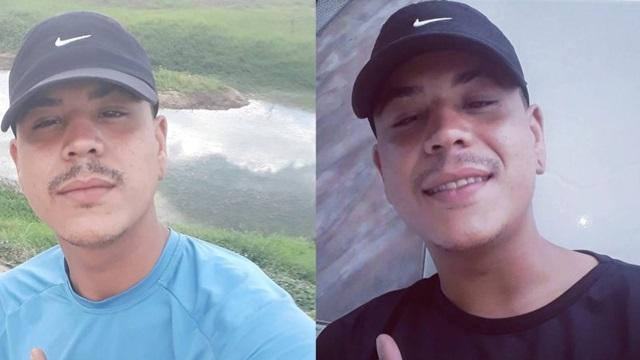 Jovem de 19 anos foi assassinado às margens da PB 246 que liga as cidades de Desterro e Cacimbas,