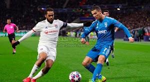 ليون يتغلب على يوفنتوس في ذهاب دور ال 16 من دوري أبطال أوروبا