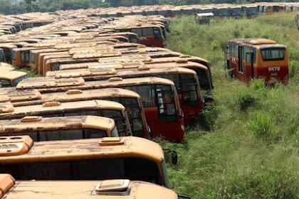 'Kuburan' Bus TransJakarta dan Jejak Sekongkol Tender di DKI Era Jokowi-Ahok