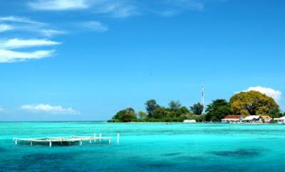 Teks Deskripsi Pulau Pramuka