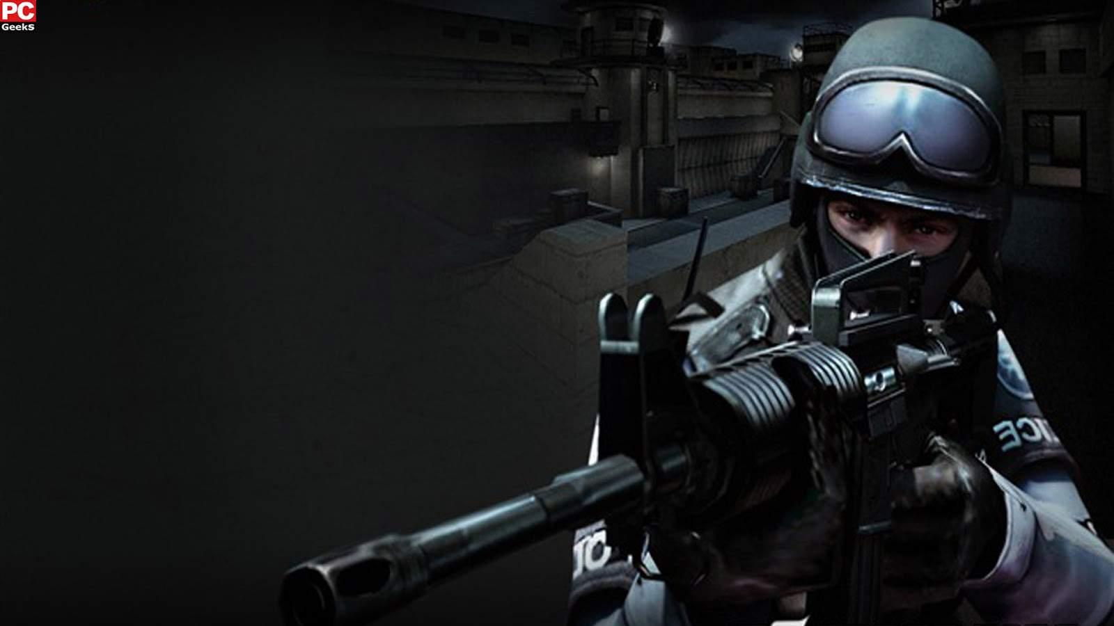 تحميل لعبة Crossfire مضغوطة برابط واحد مباشر كاملة مجانا