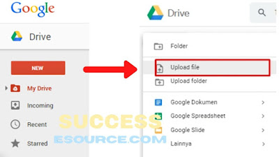 Upload-Files-to-Google-Drive-PC